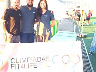 Olimpiadas deportivas F4L