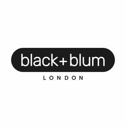 BLACK + BLUM LOGO