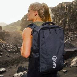 Sara Sigmundsdottir WIT Fitness backpack