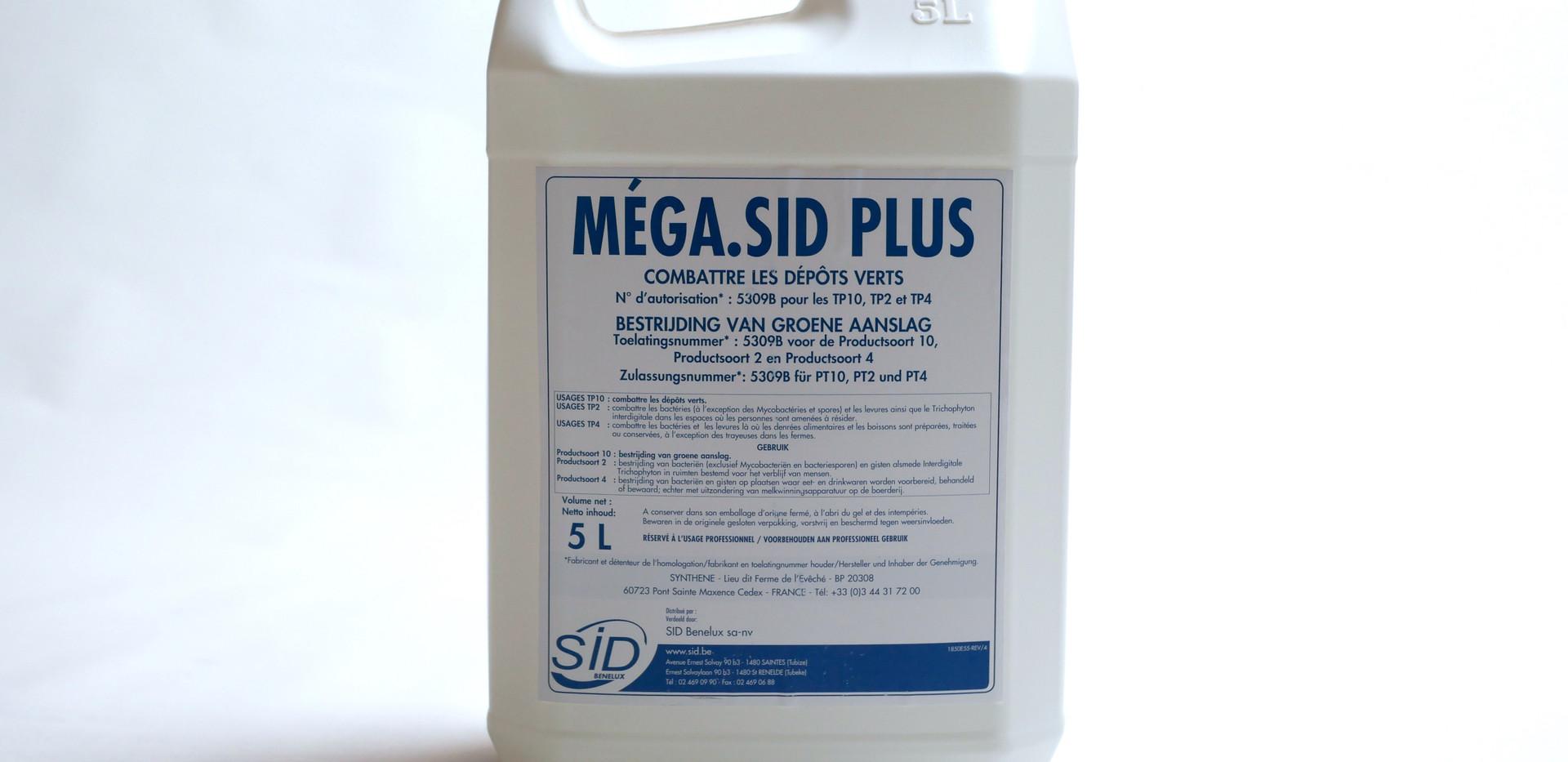Mega.Sid Plus