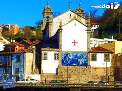 Obras de arte pelo Porto