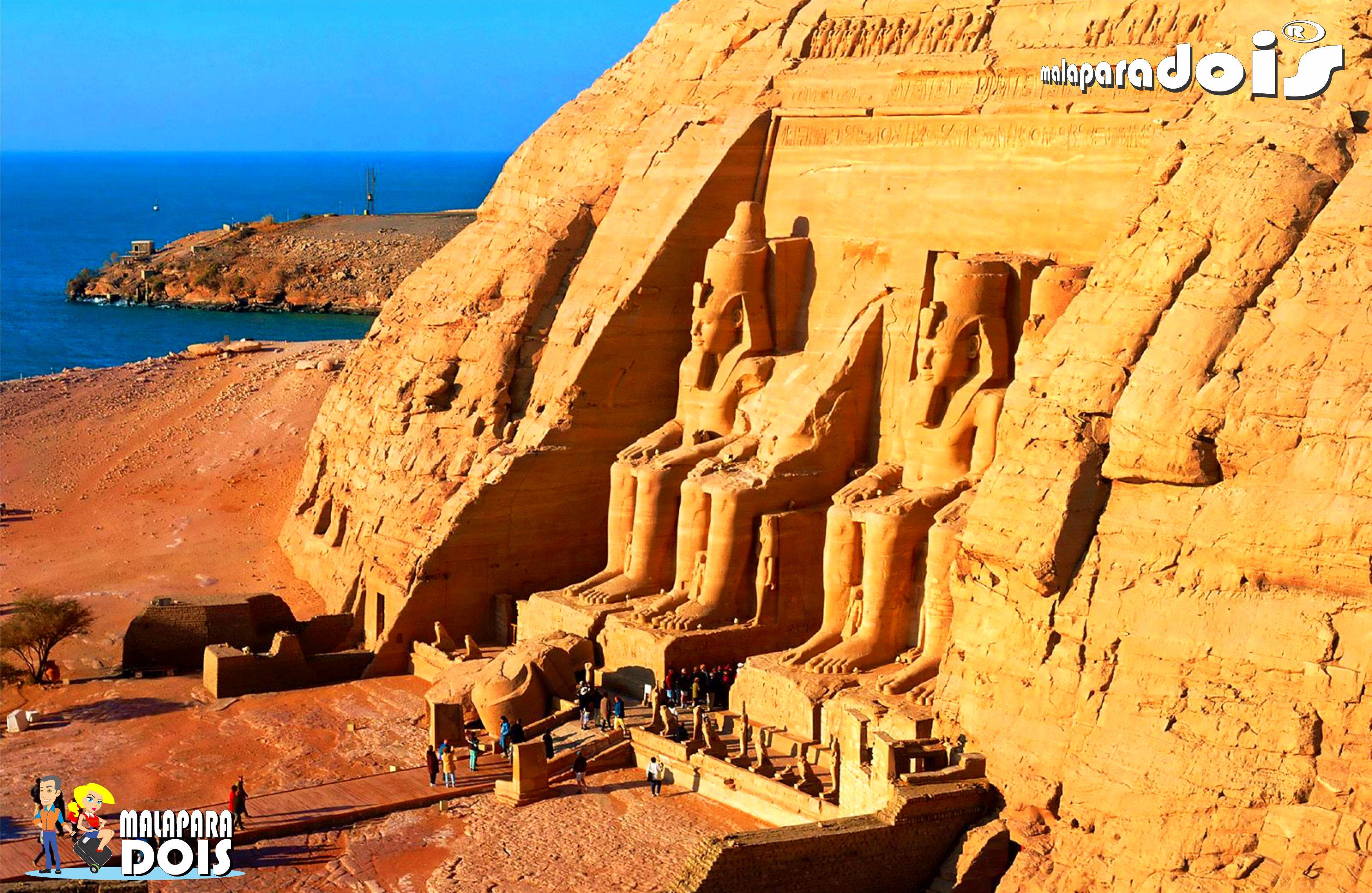 Egito   Abu Simbel