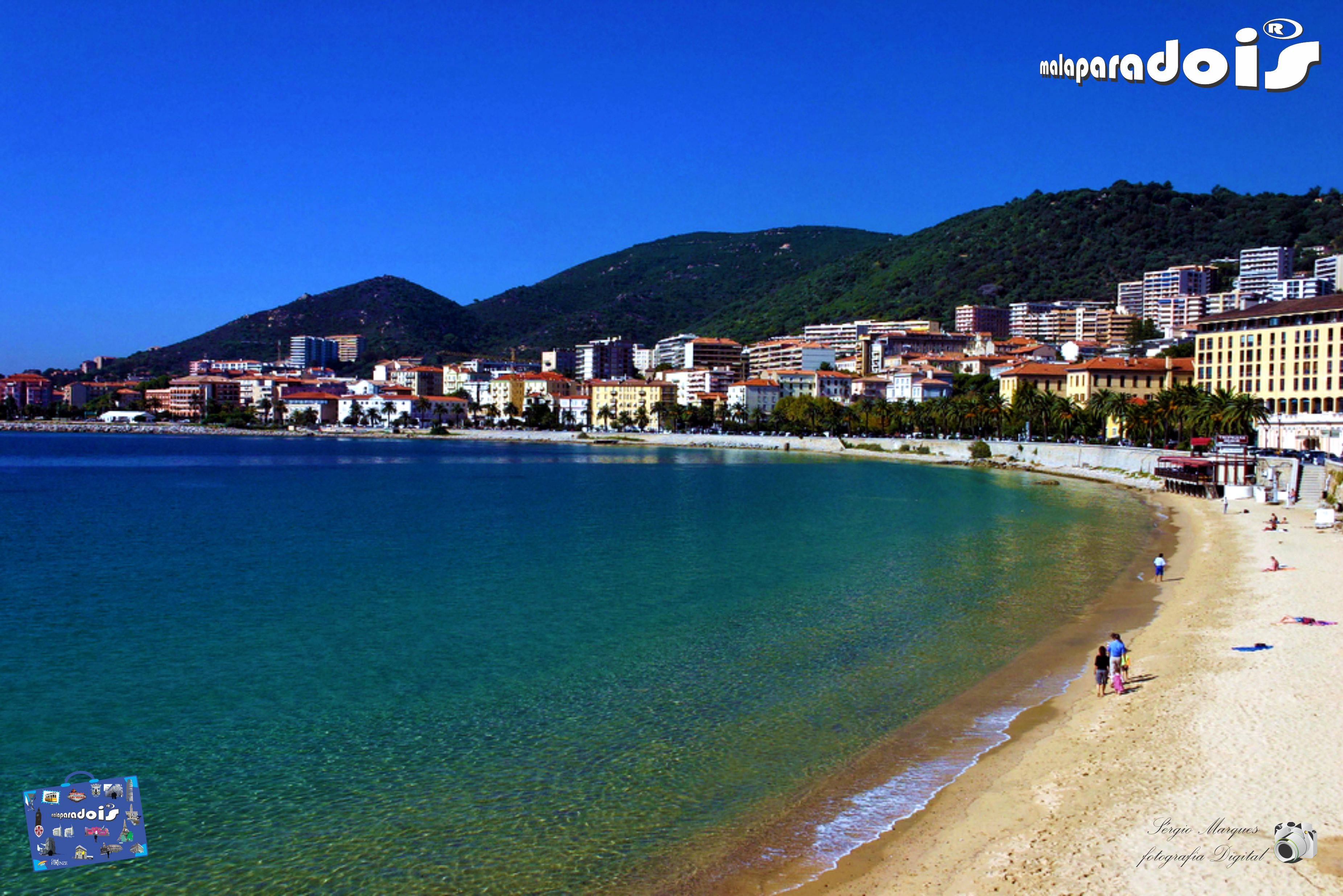Praia de Ajaccio