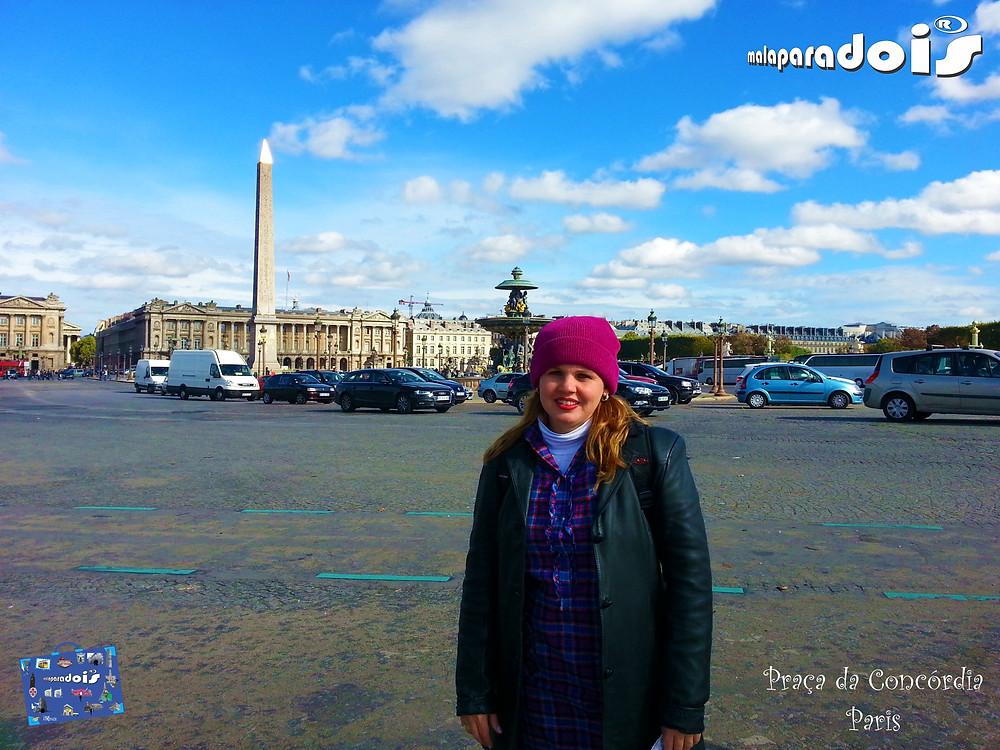Praça da Concórdia, Paris