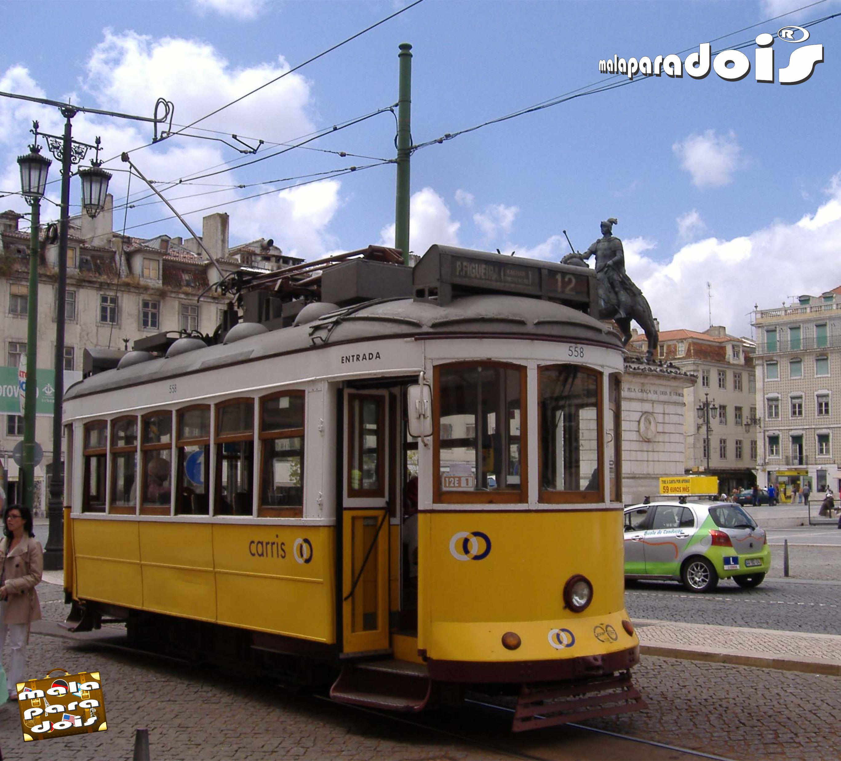Eléctrico de Lisboa 12