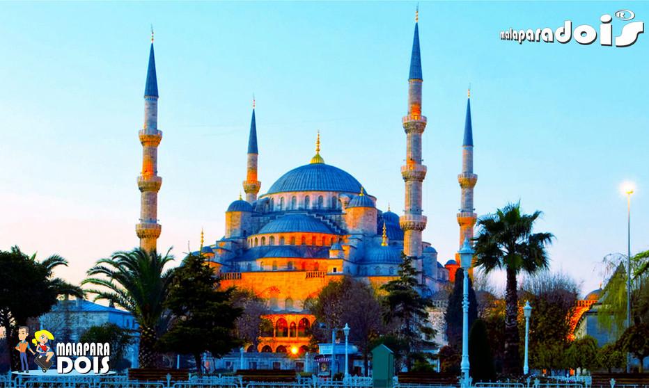 Istambul entre dois mundos!