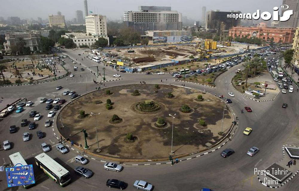 Praça Tahrir, Cairo