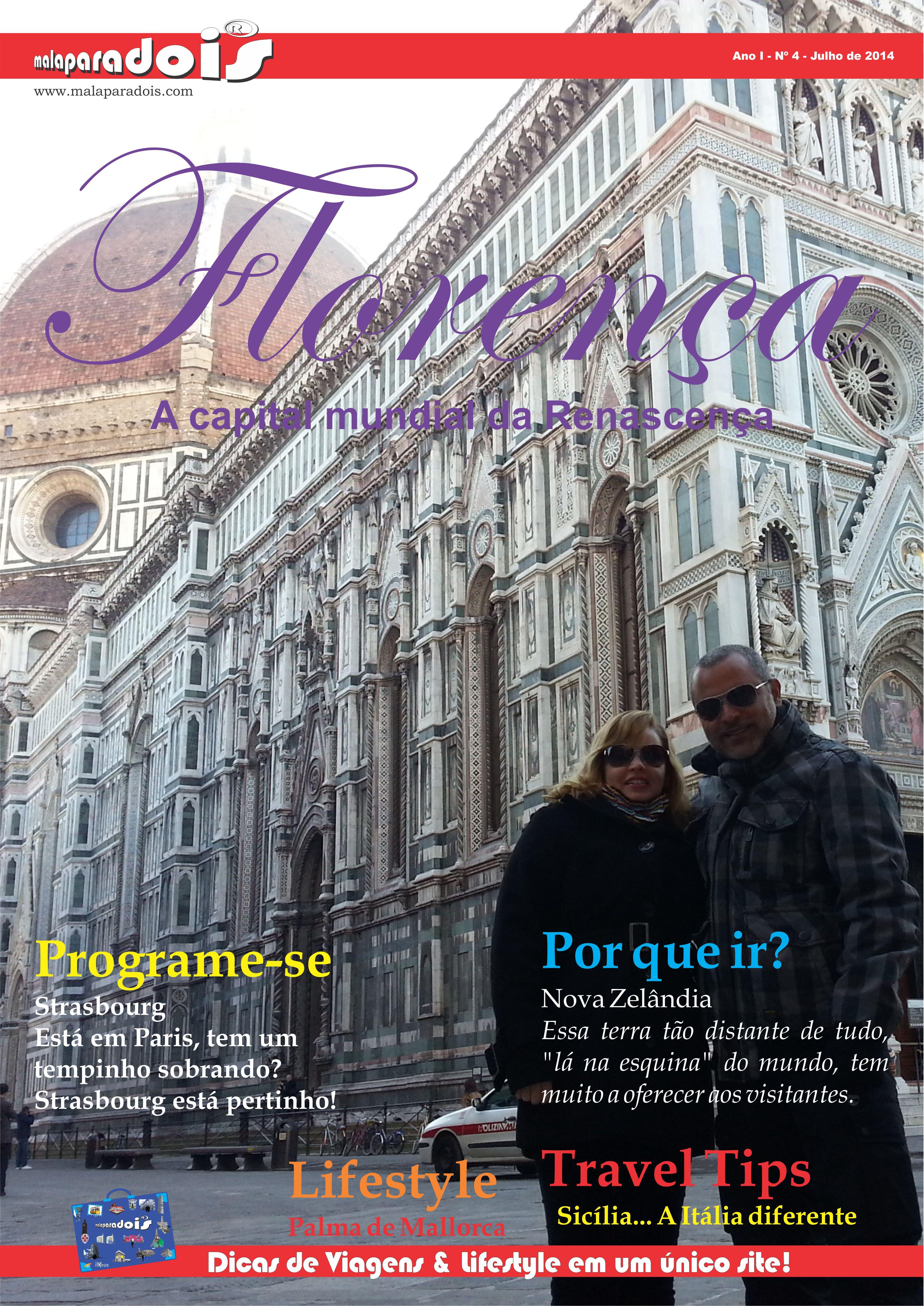 Revista malaparadois Edição Nº 4