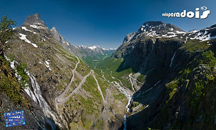 #travel #Trollstigen