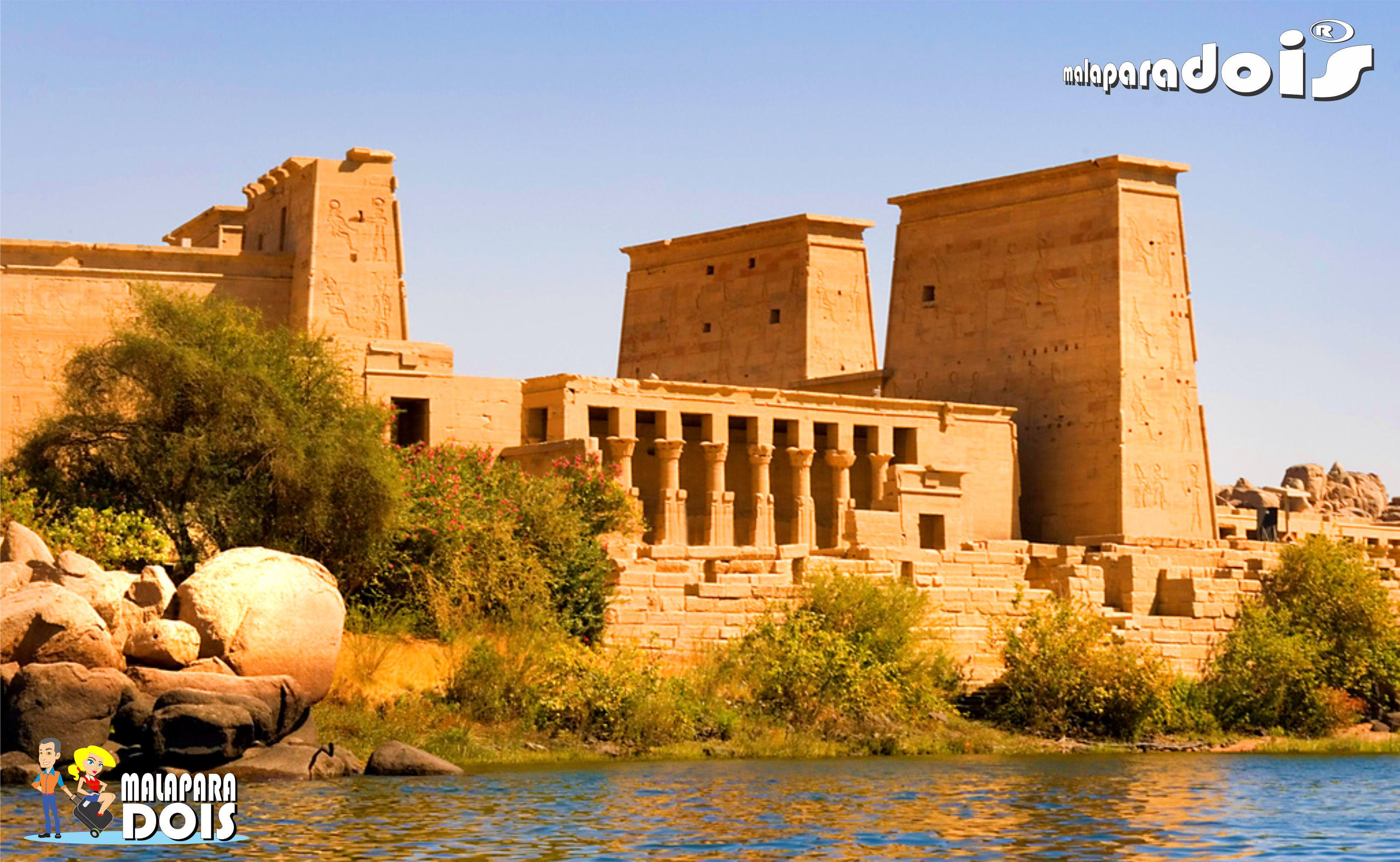 Egito   Templo de Philae