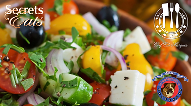 Chef Edi Marques - Shopska & Greek Salad