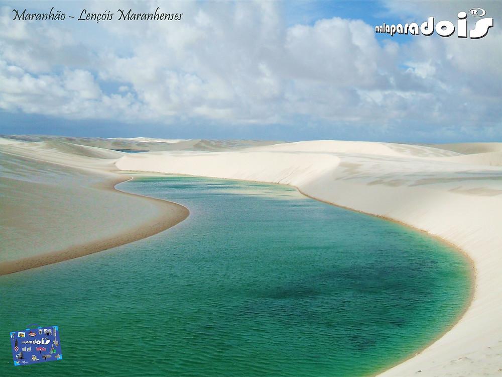 Maranhão - Lençóis Maranhenses