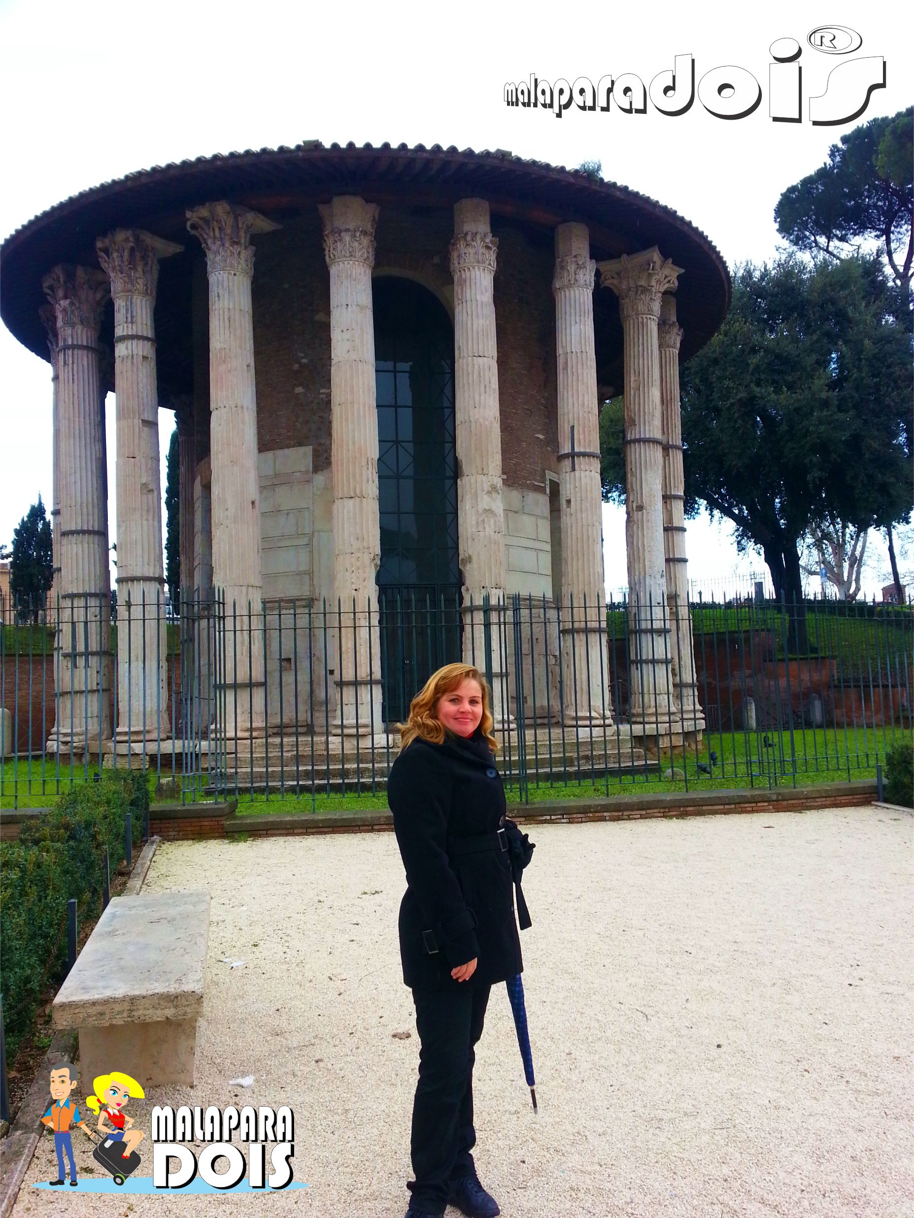 Tempio di Ercoli Vincitore