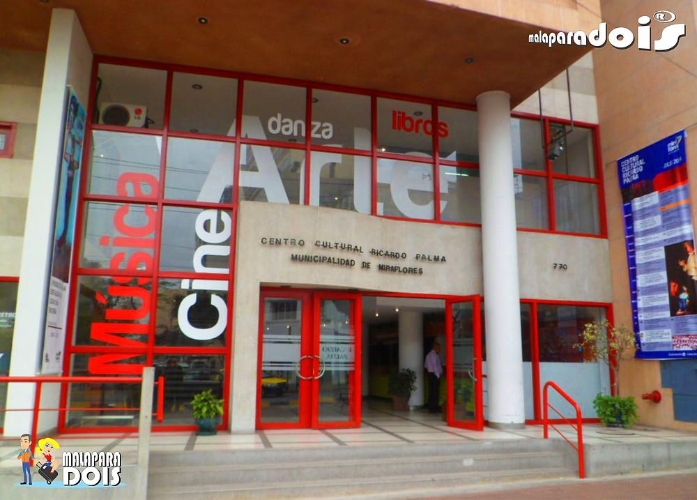 Centro Cultural Ricardo Palma em  Miraflores.jpg