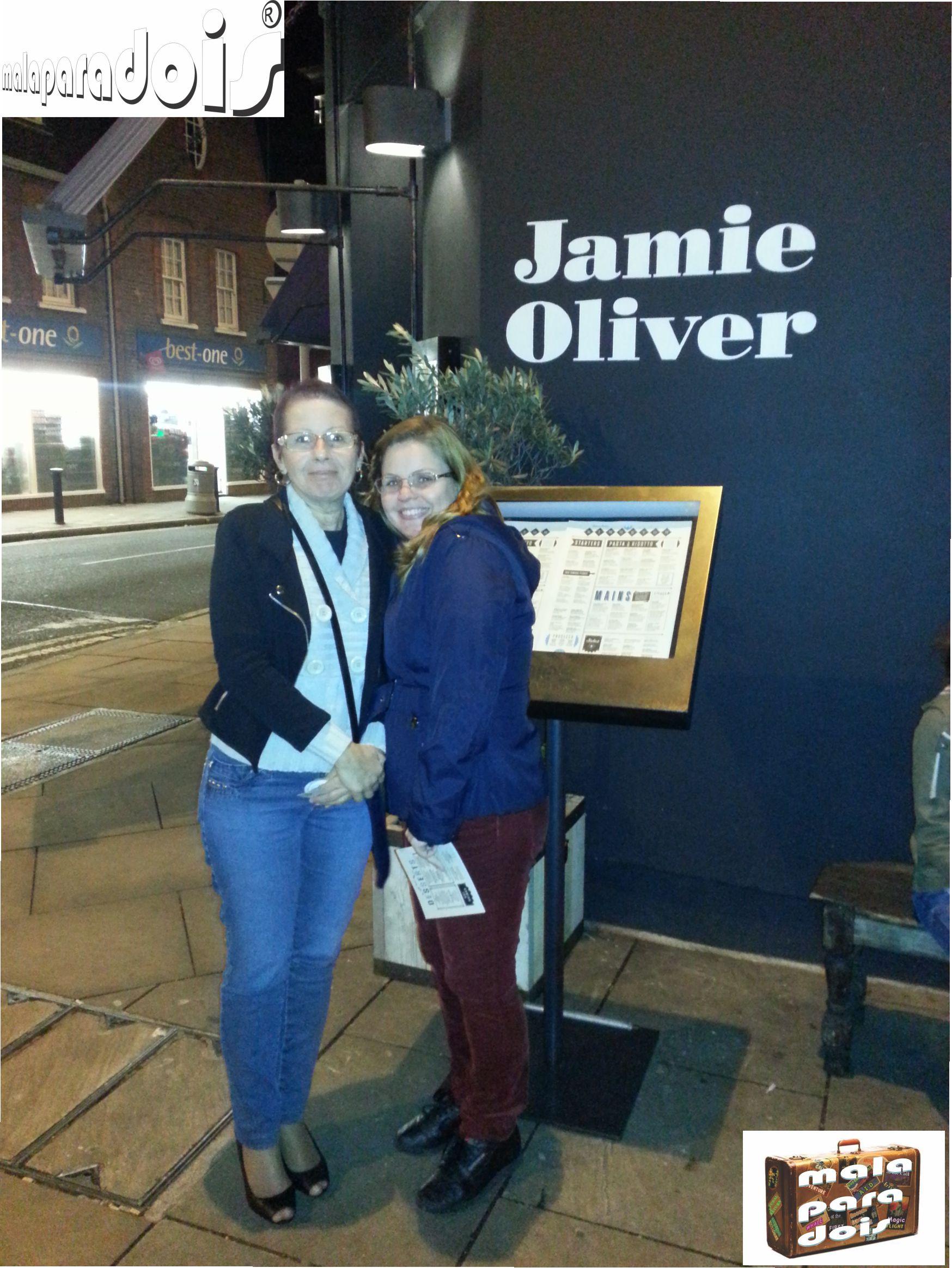 Jamie's Italian - UK