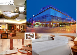 Hotel Sheraton Zagreb, Croácia