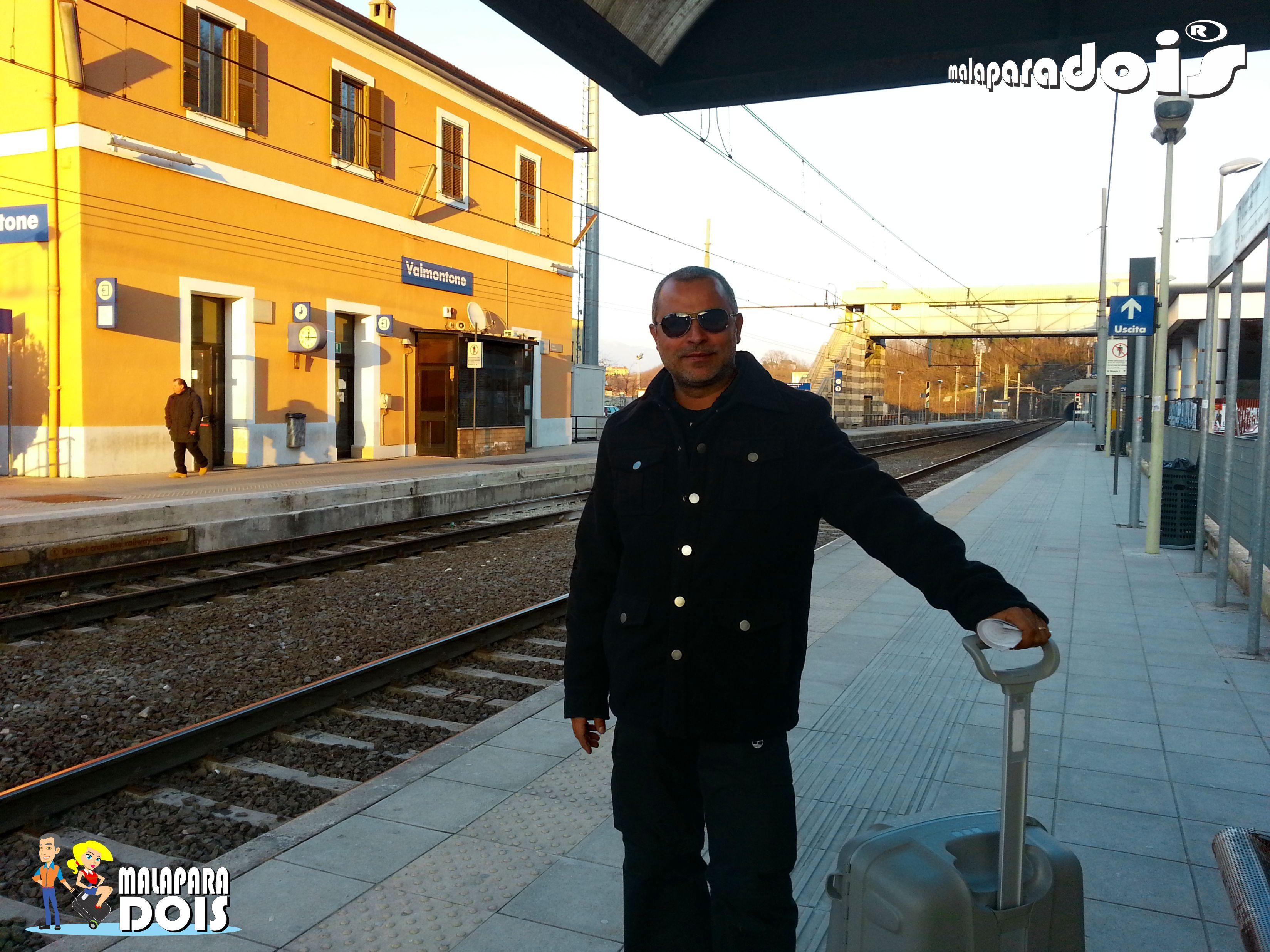 Estação de Valmontone