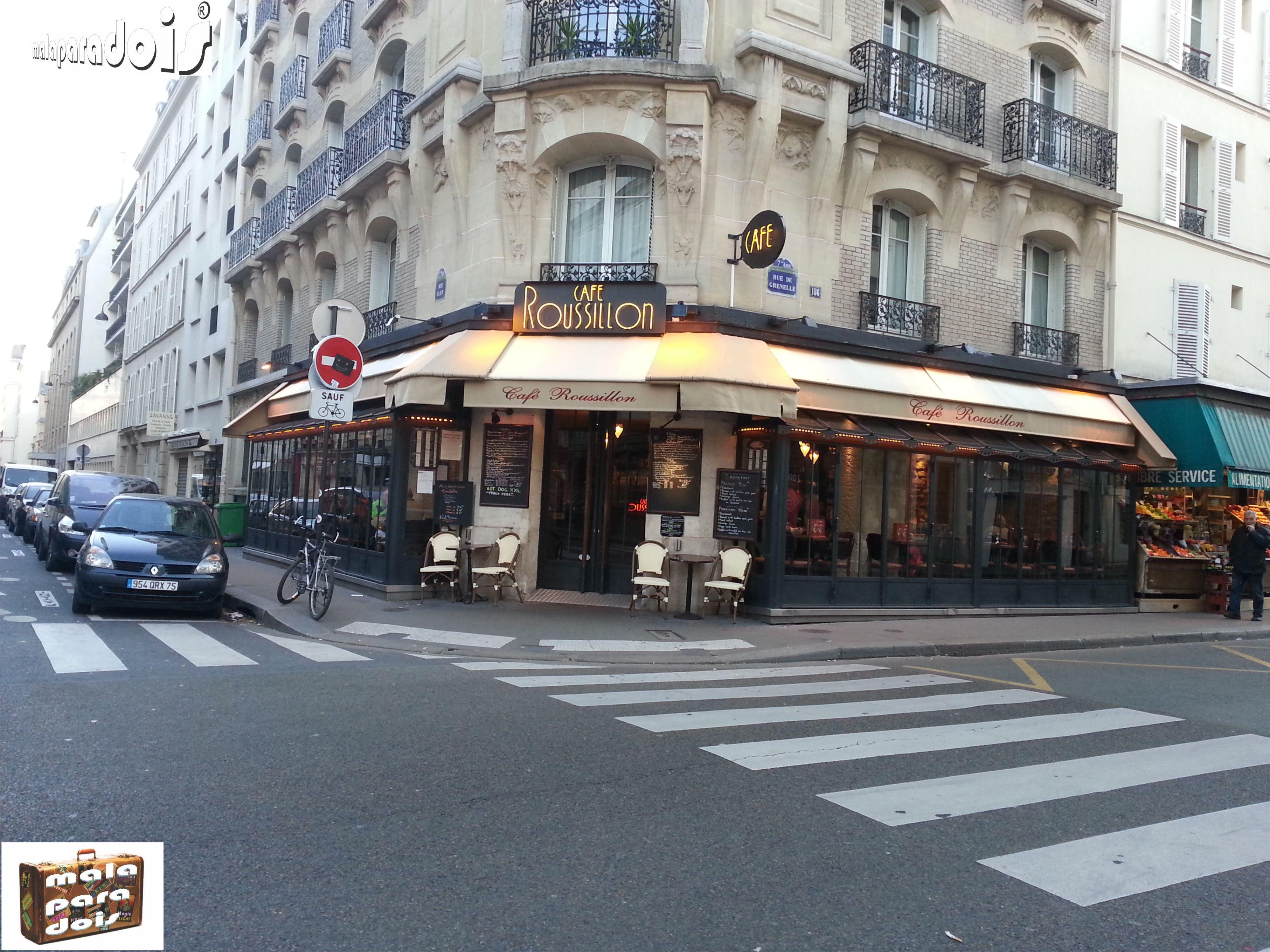Café Roussillon