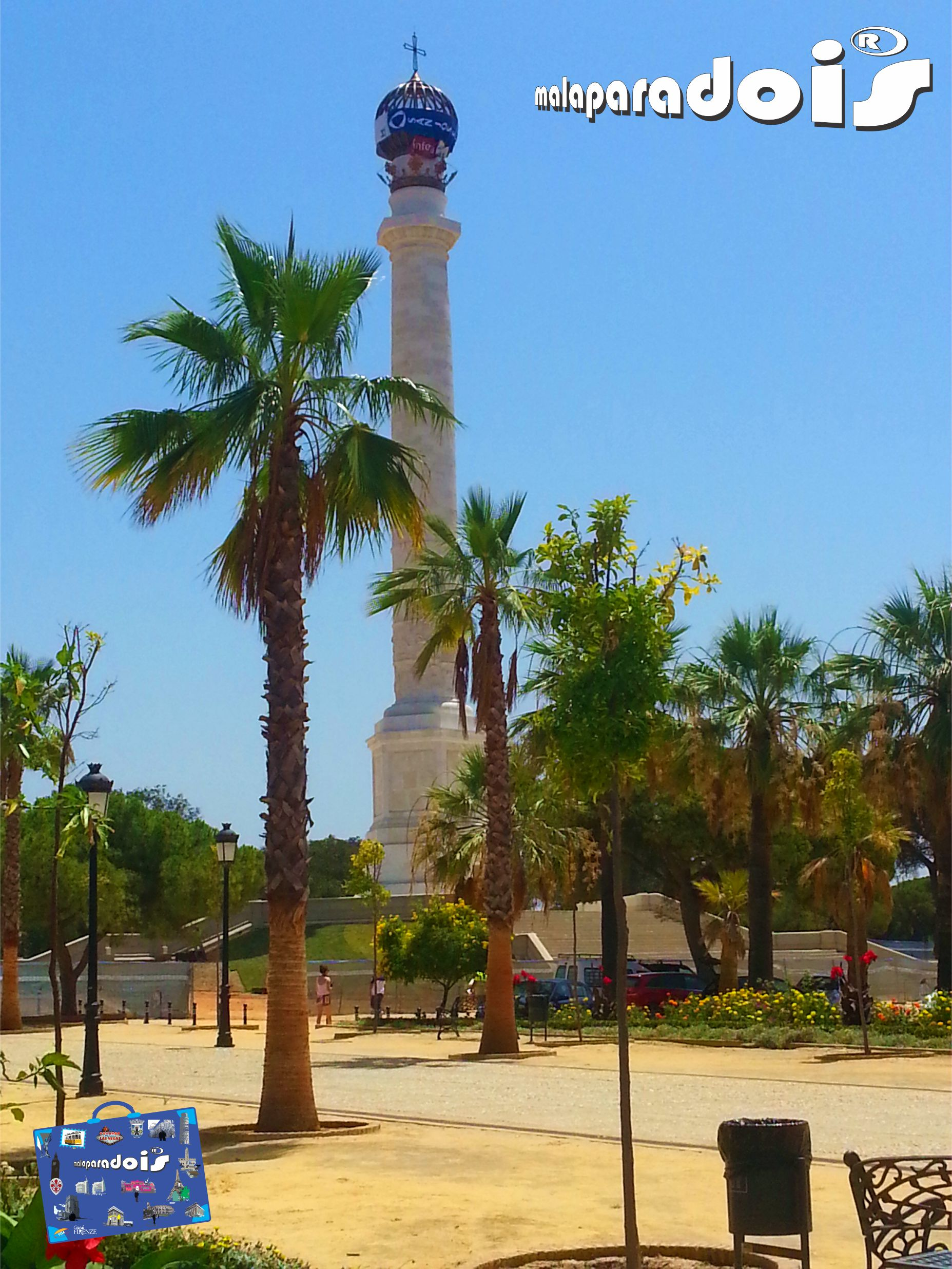Minarete de La Rábida