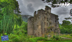 Castelos - Invergarry Castle