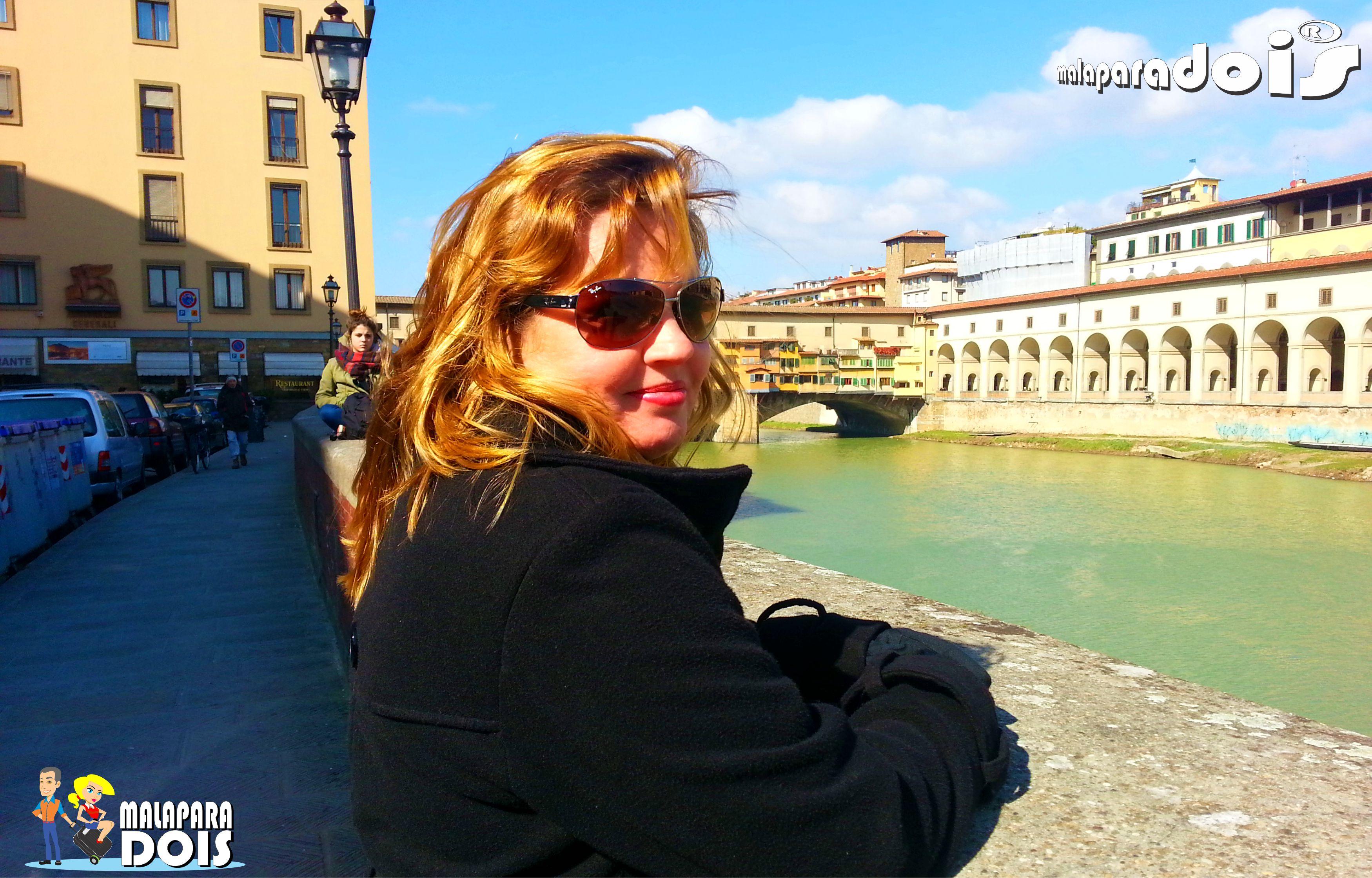 Rio Arno & Ponte Vecchio