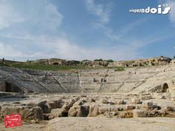 Parque arqueologico de Siracusa