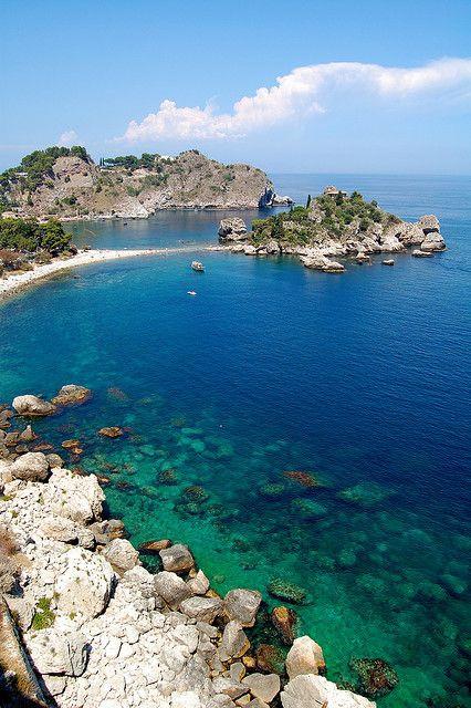 Sicilia... A Itália diferente.