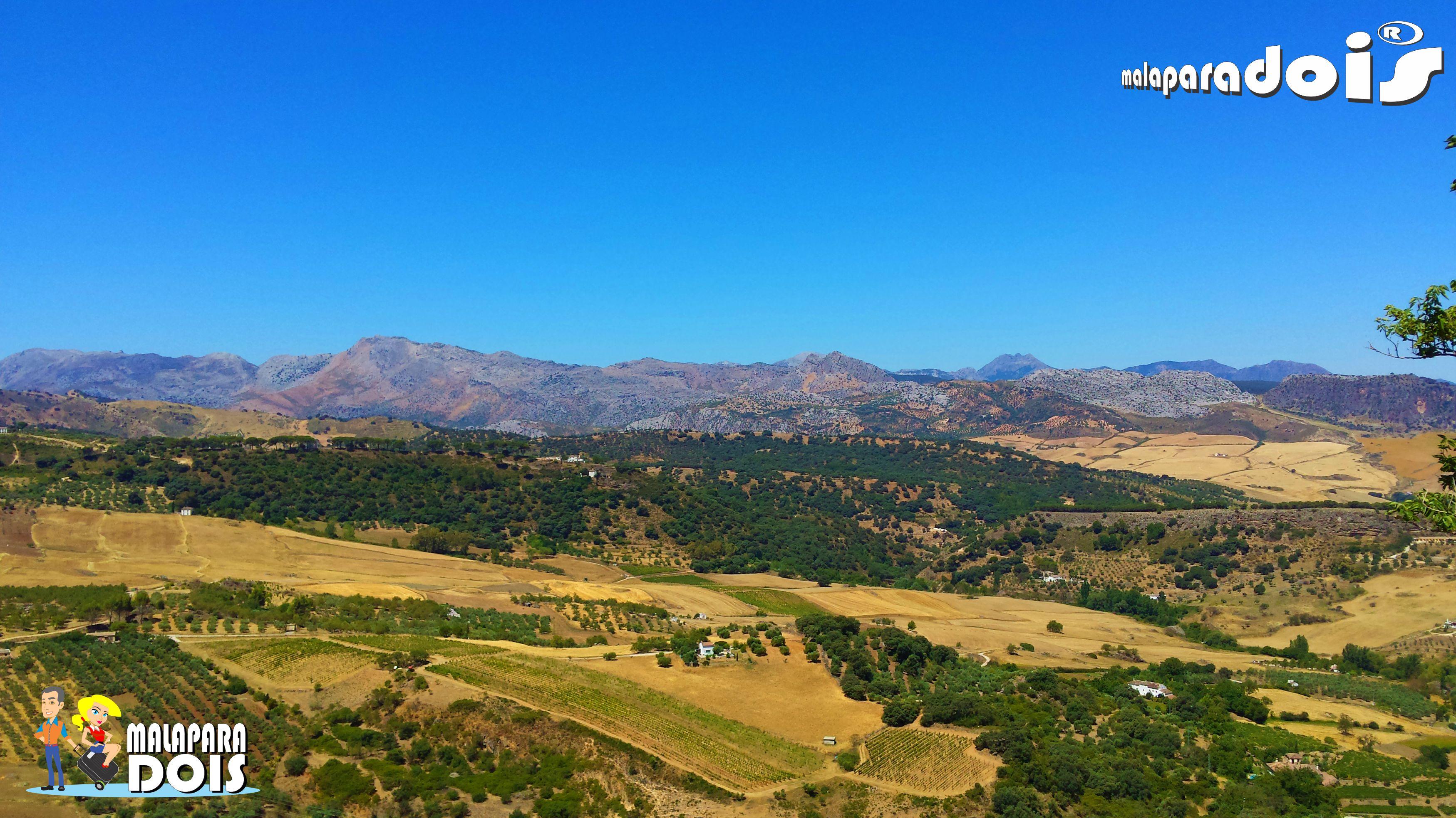 Paseo Blas Infante - Miradouro