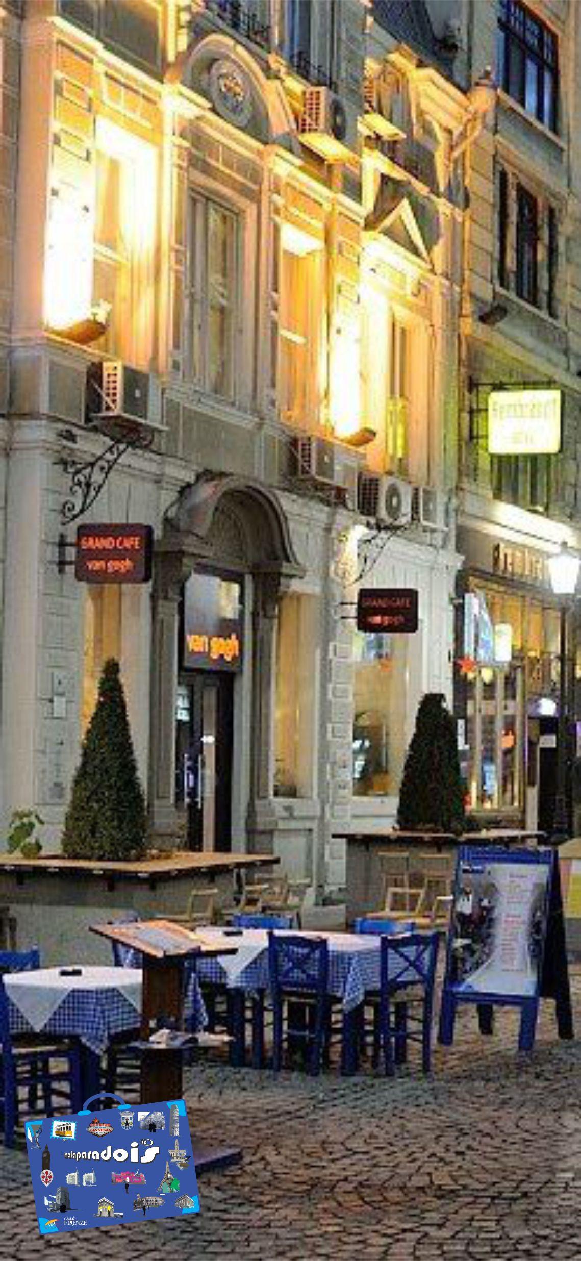 Café em Bucarest