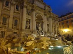 Fonte di Trevi - Roma