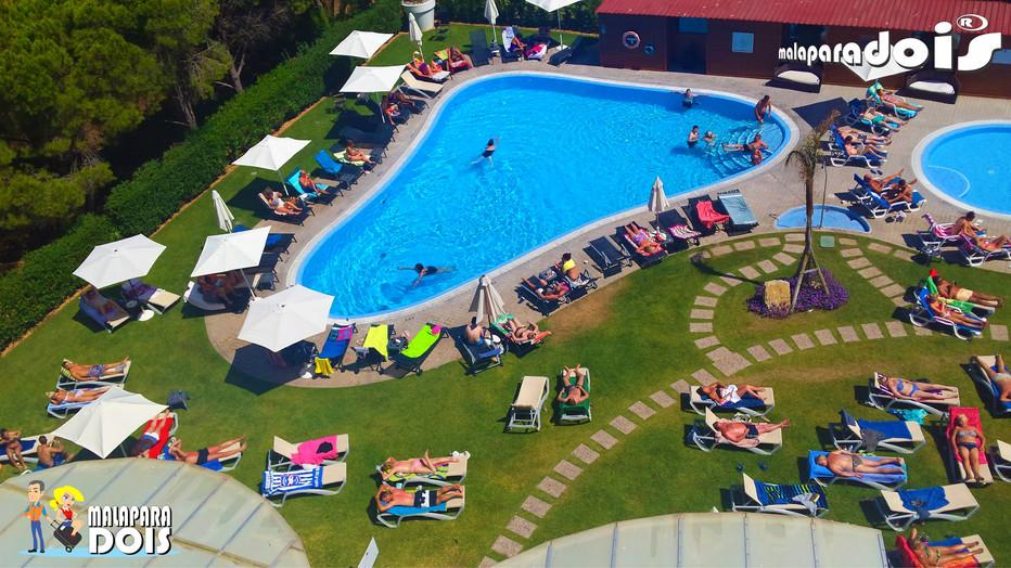 Como você escolhe seu hotel para férias?