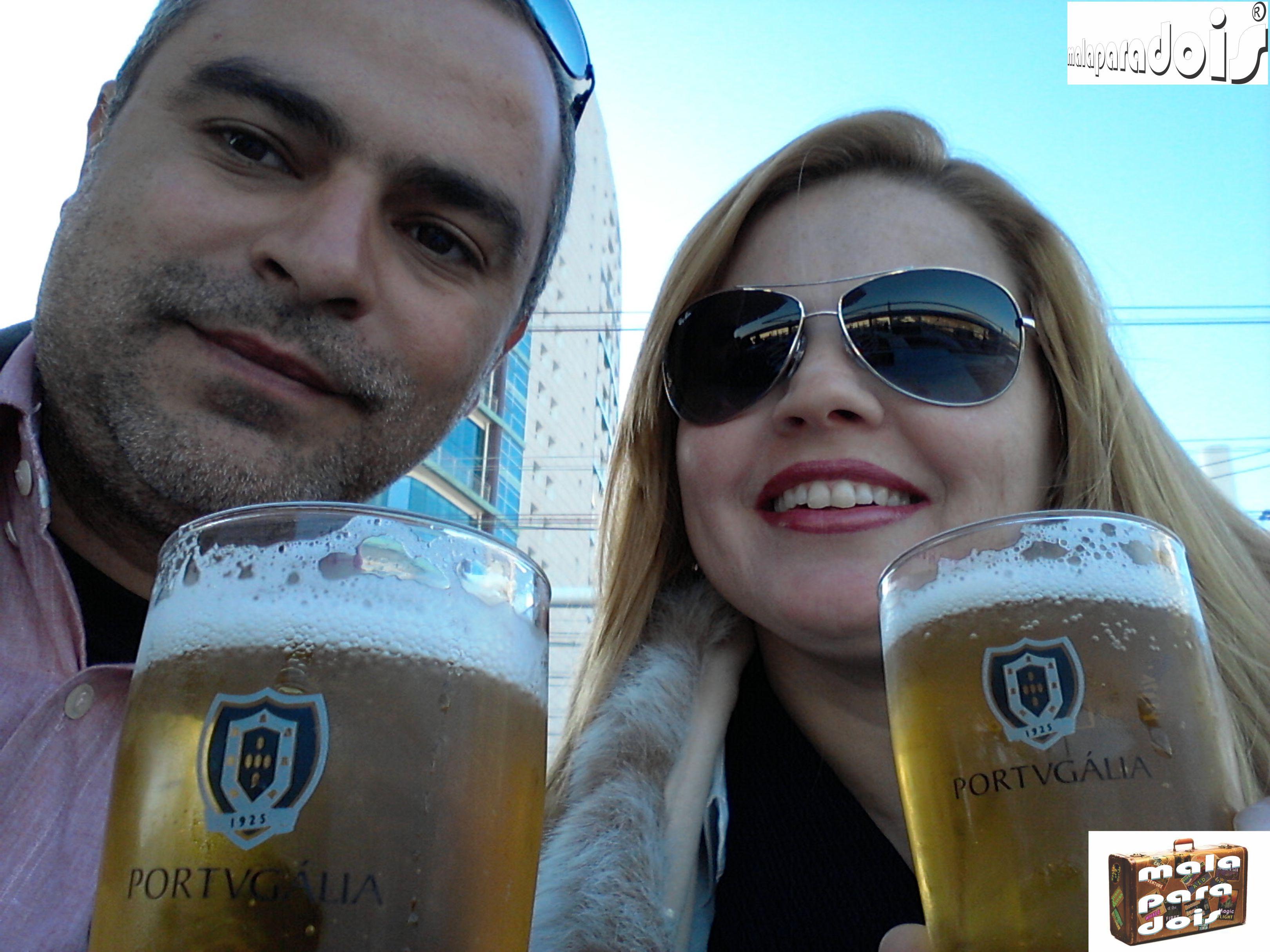 Cerveja em Lisboa