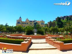 Jardines de Puerta Oscura - El Biznaguero