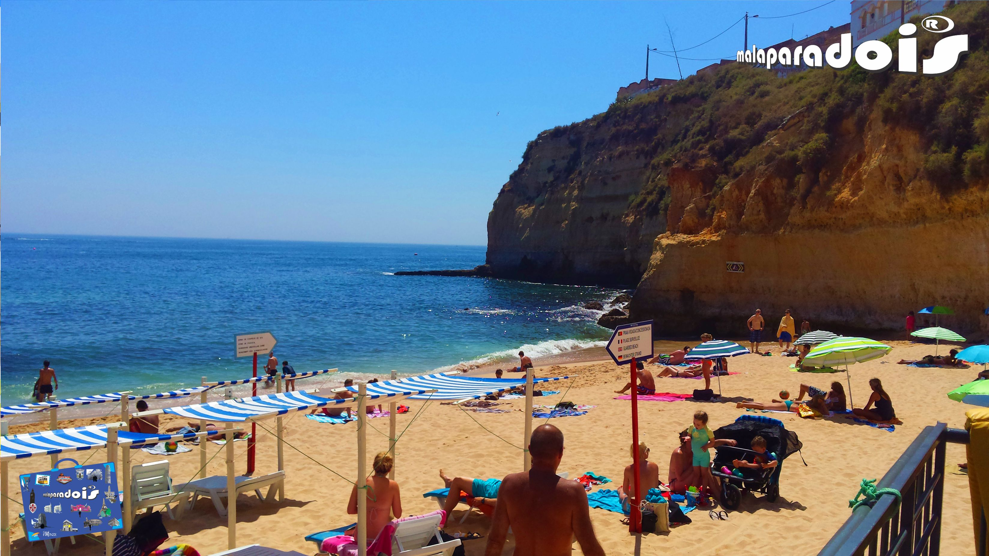 Praia de Carvoeiro