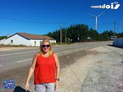 Estrada para Aljezur