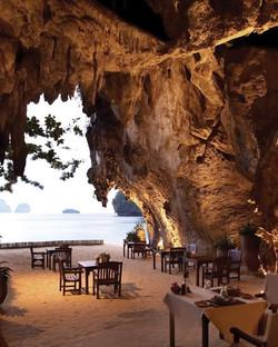 The Grotto Rayavadee, Thailand