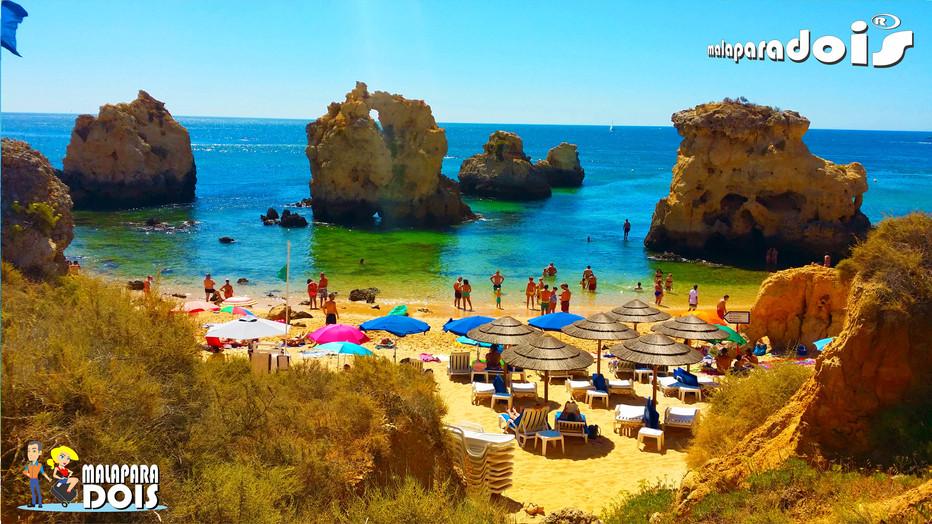 Praia dos Arrifes, um paraíso desconhecido