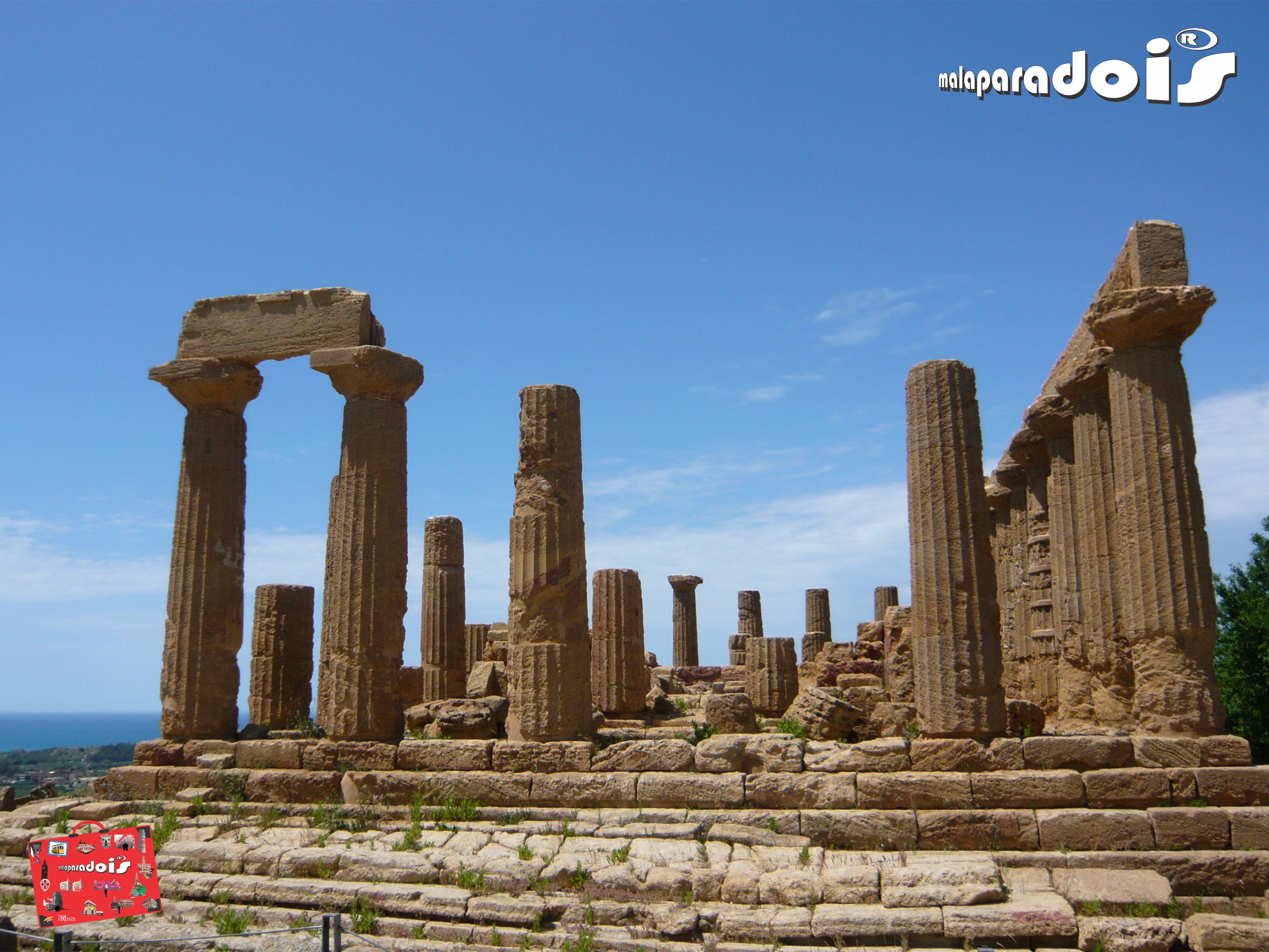 Templo di Giunone, Agrigento