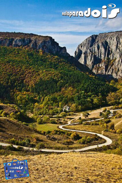 Turda Gorge, Transilvania