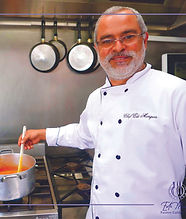 Chef Edi Marques - Gastronomia de Fusão