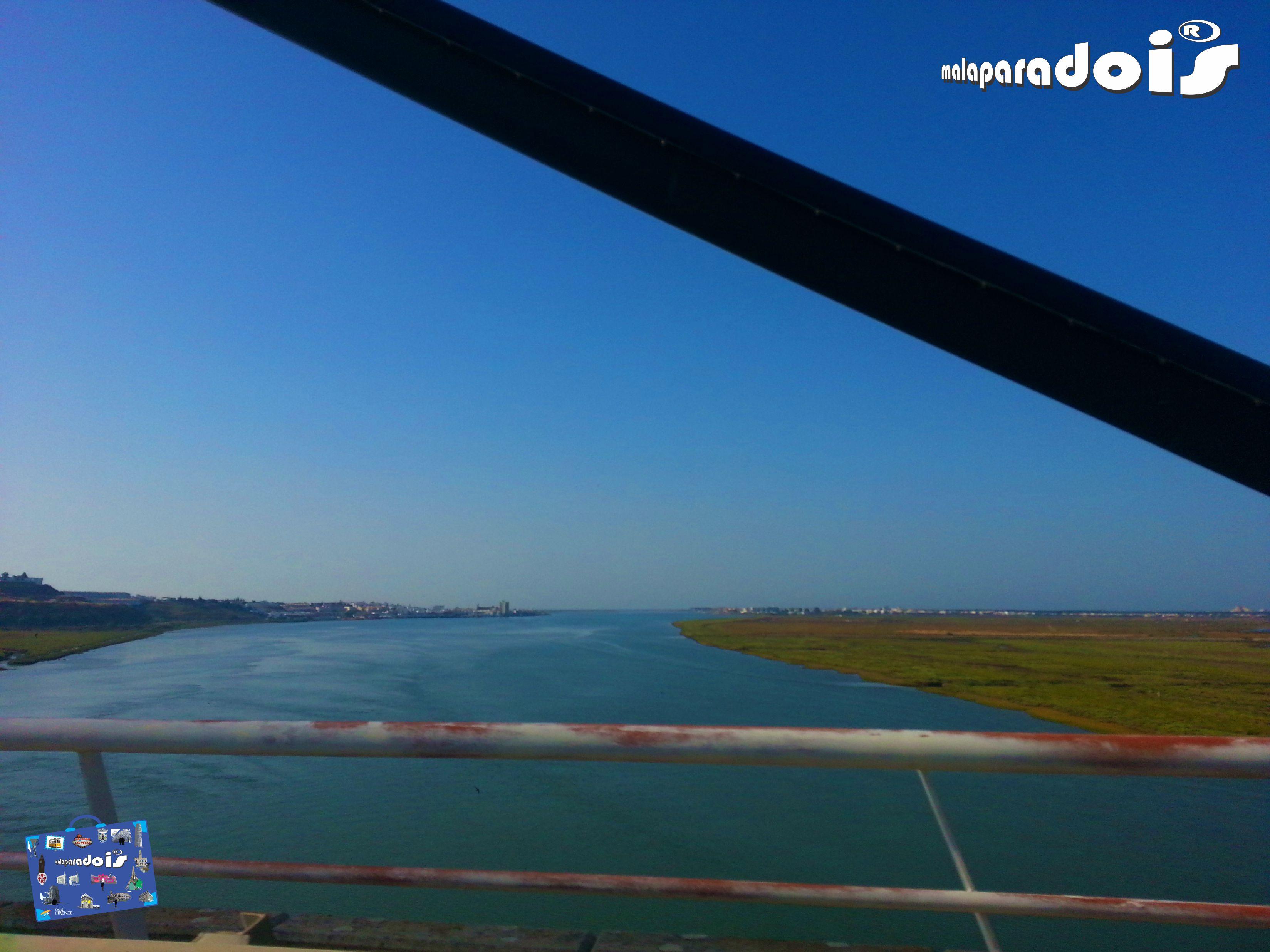 Ponte sobre o rio Guadiana