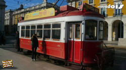 Eléctrico de Lisboa - Pça Comercio