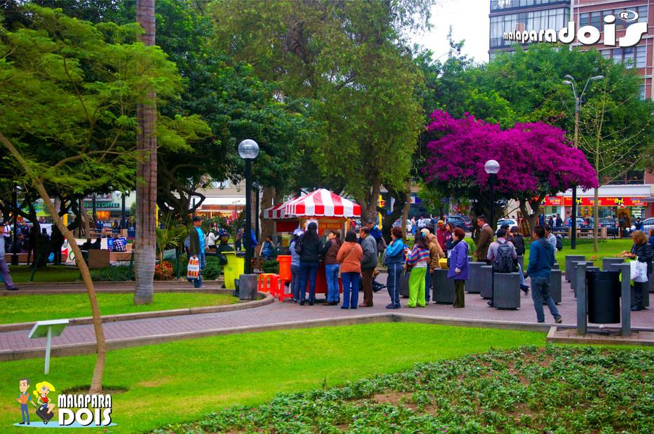 O que fazer em Miraflores   Lima, Peru