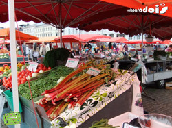 Helsinki mercado popular
