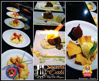Secrets Eats - O Evento 10Nov18