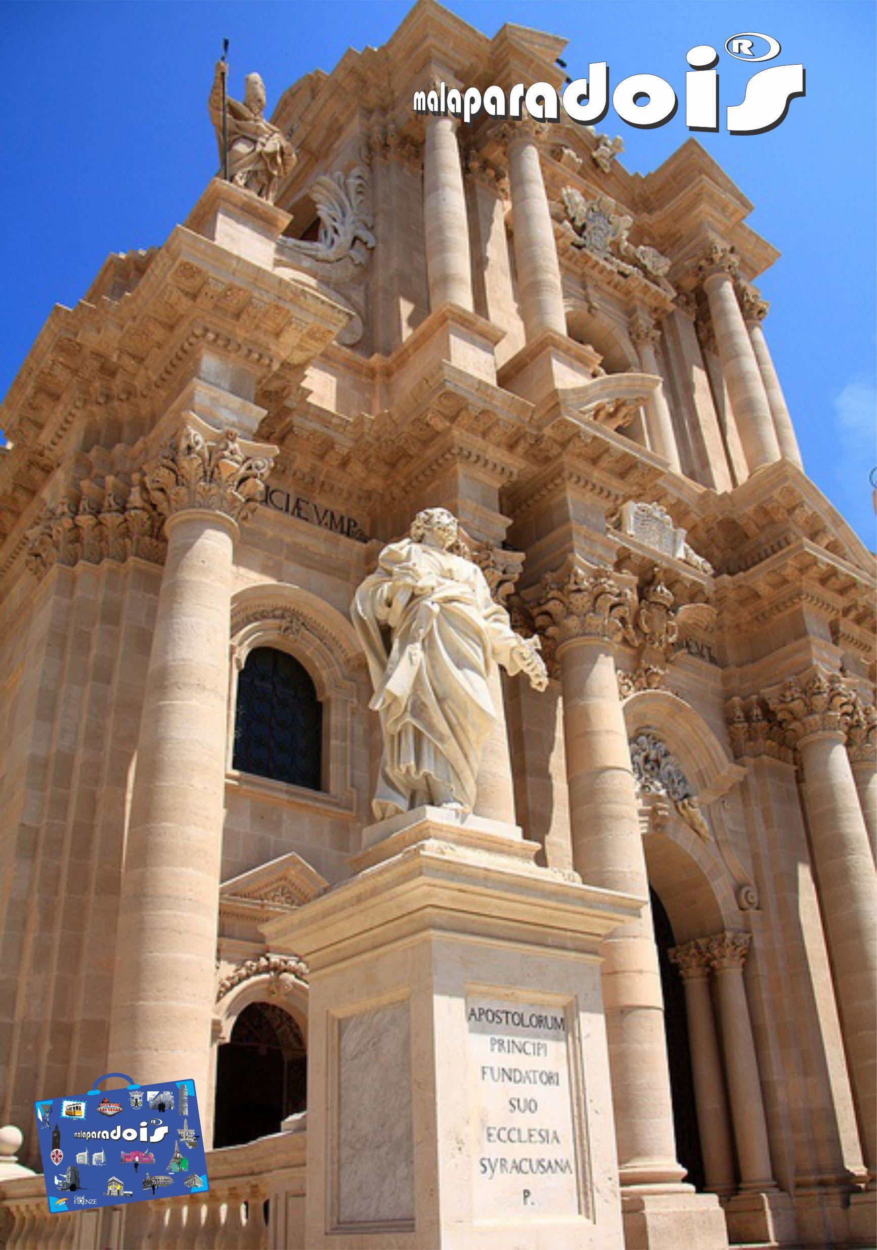 Catedral de Syracusa