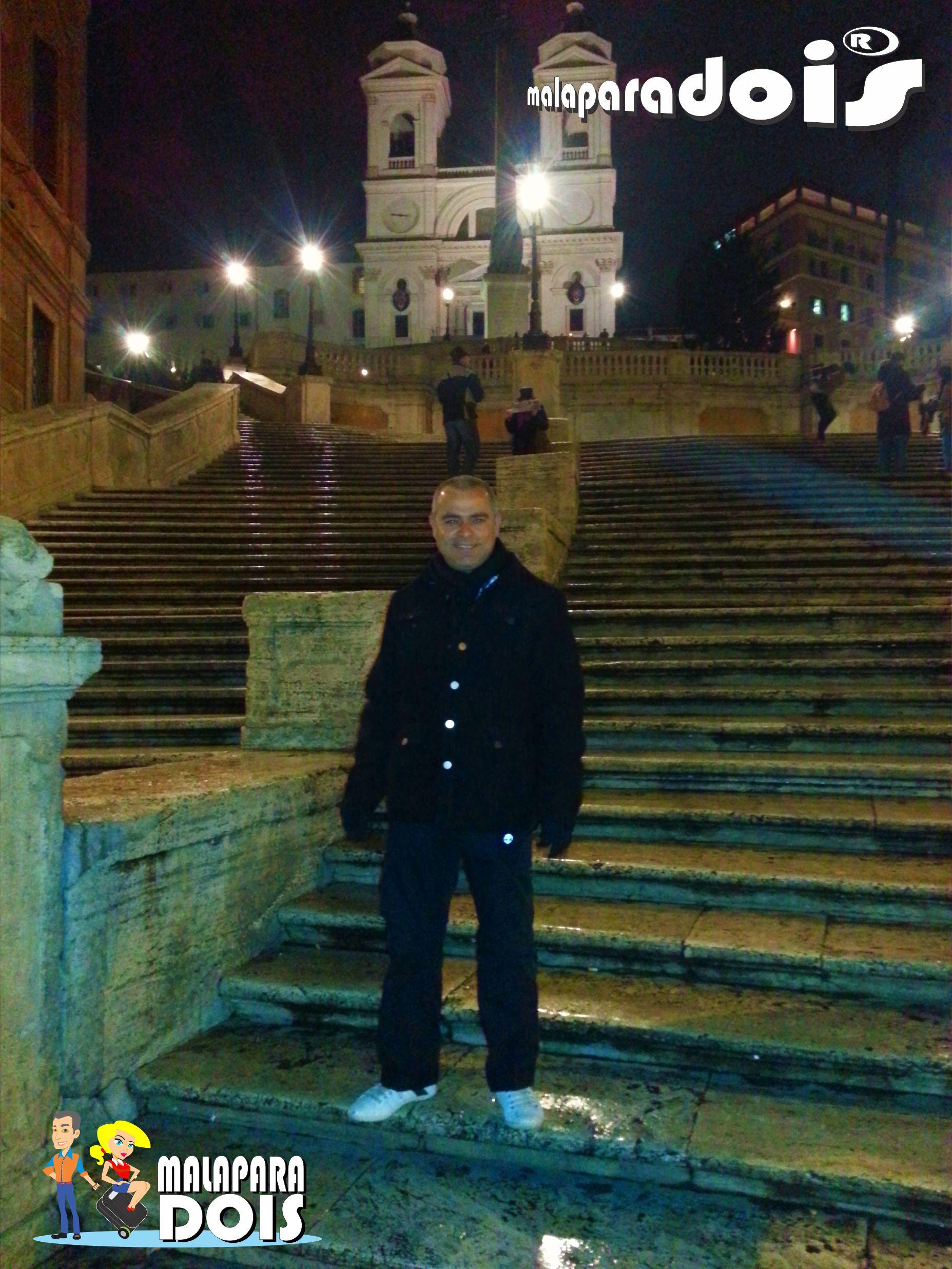 Piazza di Spagna - Trinità dei Monti