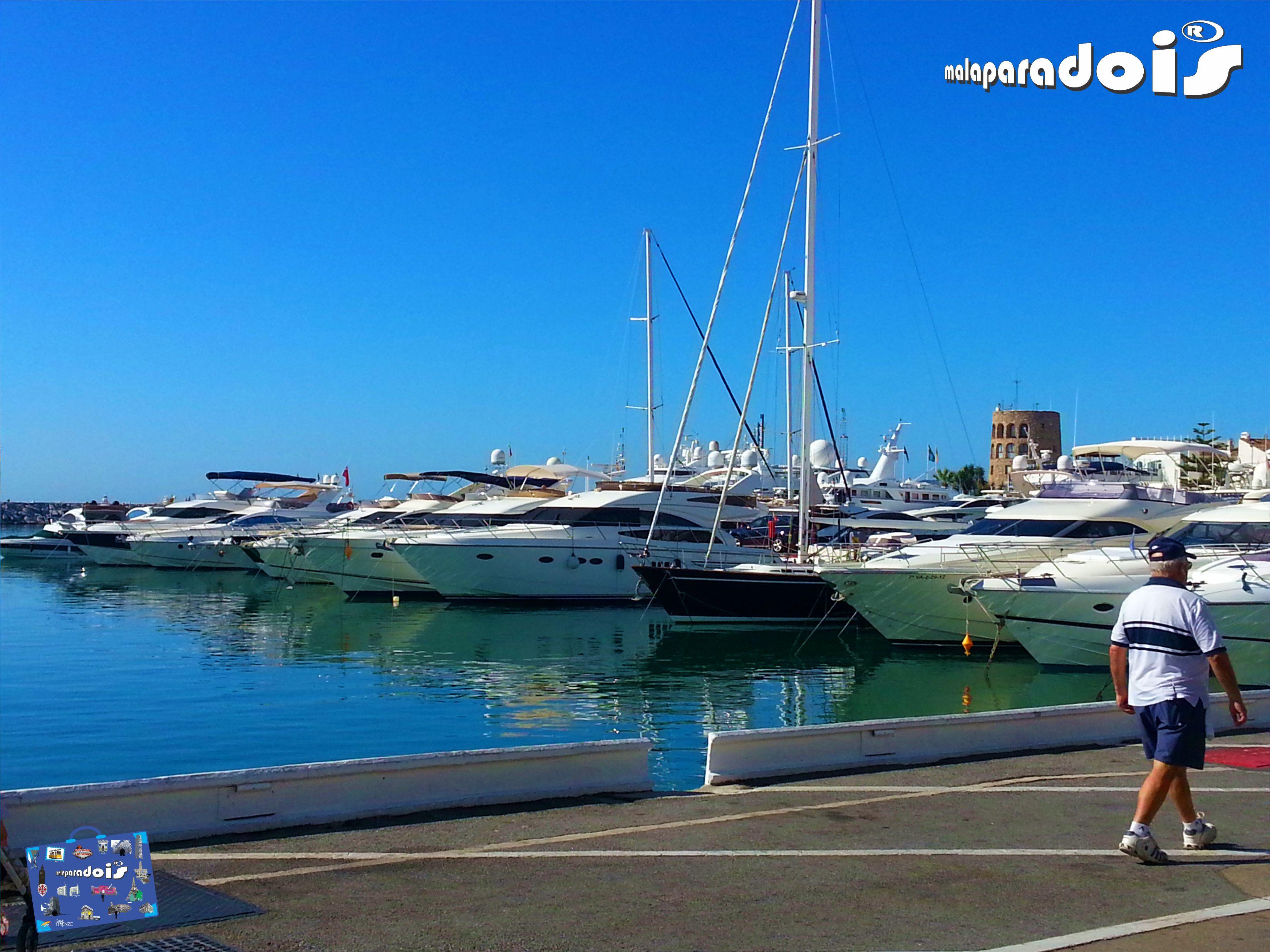 Marina de Puerto Banús