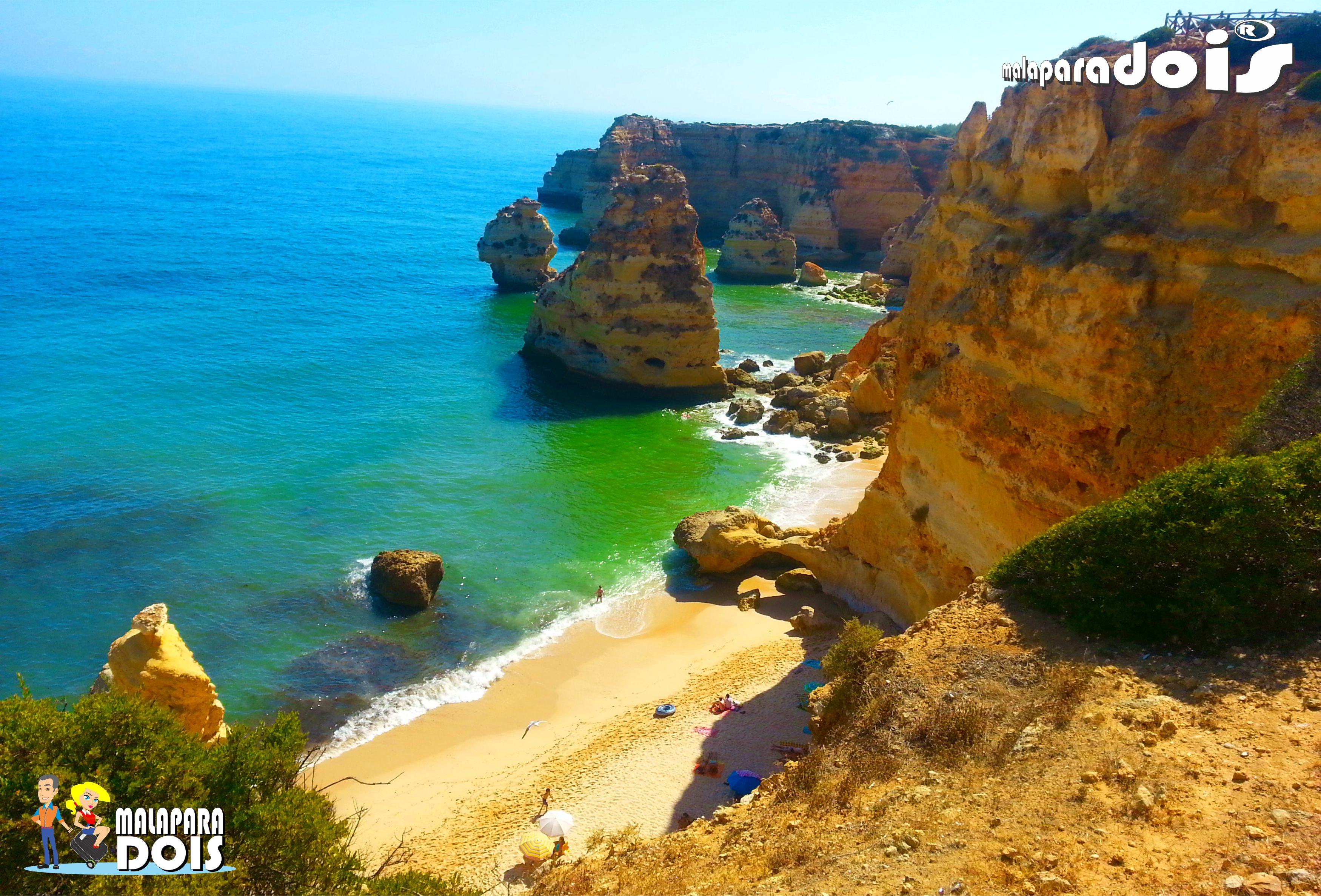 Praia da Marinha, Lagoa - Algarve