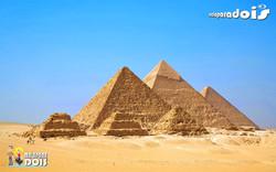Egito - Platô de Gize